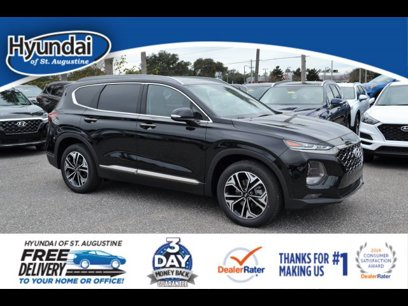 New 2020 Hyundai Santa Fe FWD Limited - 541658759