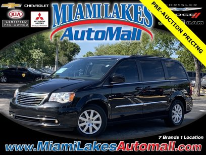 Certified 2016 Chrysler Town & Country Touring - 537476623