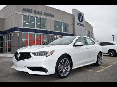 Certified 2020 Acura TLX V6 SH-AWD w/ Technology Pkg - 536789990