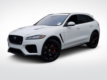 New 2020 Jaguar F-PACE SVR - 541634014
