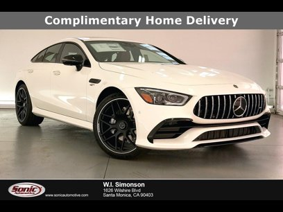New 2021 Mercedes-Benz AMG GT 43 Coupe - 569974381