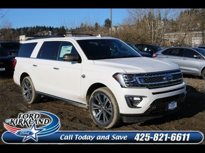 New 2020 Ford Expedition Max 4WD King Ranch - 533402387