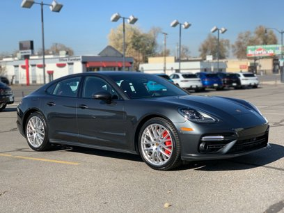 Certified 2018 Porsche Panamera Turbo - 533204578