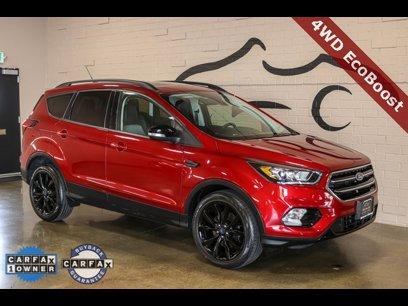 Used 2019 Ford Escape 4WD Titanium - 562640271