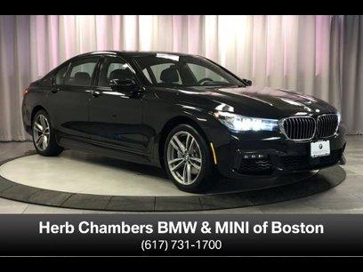 Certified 2017 BMW 740e xDrive - 543280363