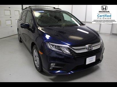 Used 2018 Honda Odyssey EX-L - 544273722