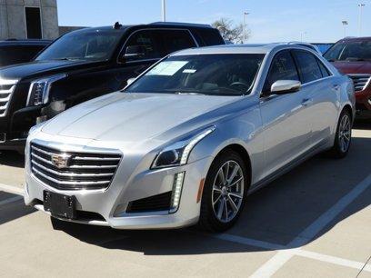 Certified 2017 Cadillac CTS Luxury Sedan - 546588477