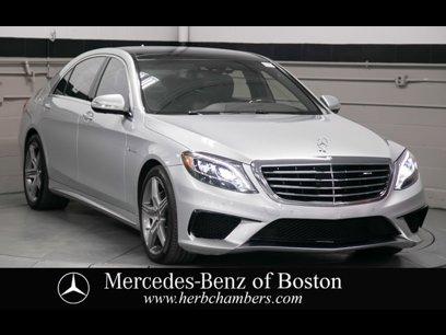 Used 2017 Mercedes-Benz S 63 AMG 4MATIC Sedan - 537155589