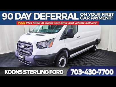 """New 2020 Ford Transit 150 130"""" Low Roof - 537256634"""