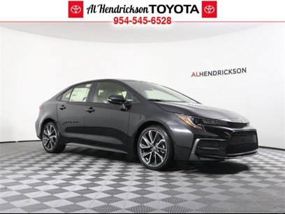 Toyota Dealership Fort Lauderdale >> Toyota Corolla Sedans For Sale In Fort Lauderdale Fl 33314