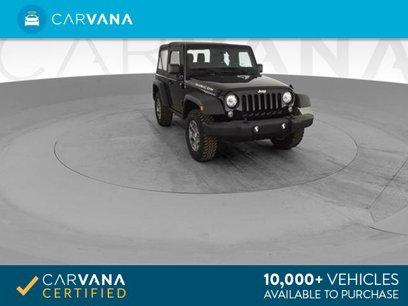 Used 2018 Jeep Wrangler JK 4WD Rubicon - 544967207