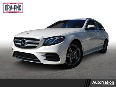 New 2019 Mercedes-Benz E 450 4MATIC Wagon - 496575227