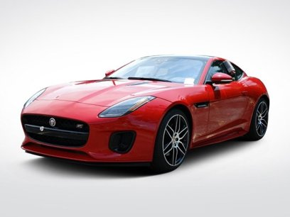 New 2020 Jaguar F-TYPE Coupe - 518100735
