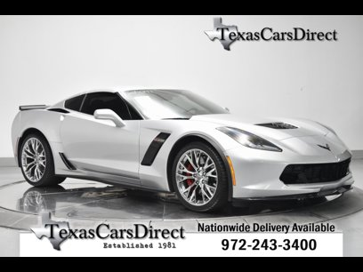 Used 2016 Chevrolet Corvette Z06 Coupe - 566711301