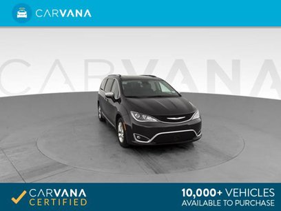 Used 2018 Chrysler Pacifica Limited - 548838931