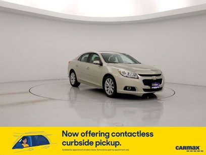 Used 2015 Chevrolet Malibu LT w/ Leather Package - 563418398