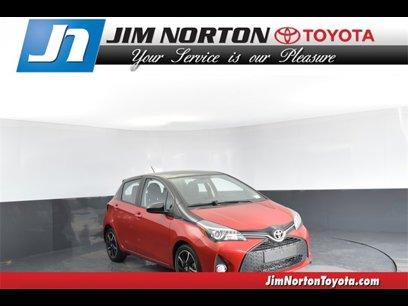 Used 2016 Toyota Yaris SE Hatchback - 544873649
