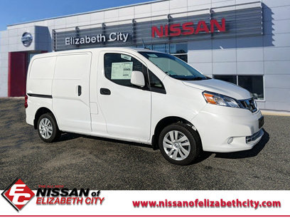 New 2020 Nissan NV200 SV - 537225500