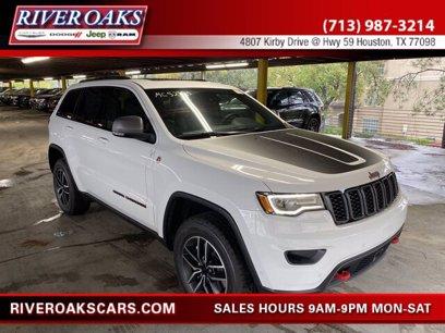 New 2021 Jeep Grand Cherokee 4WD Trailhawk - 568333846