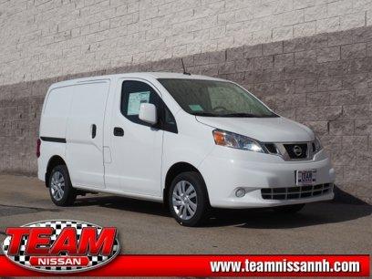 New 2020 Nissan NV200 SV - 543618051