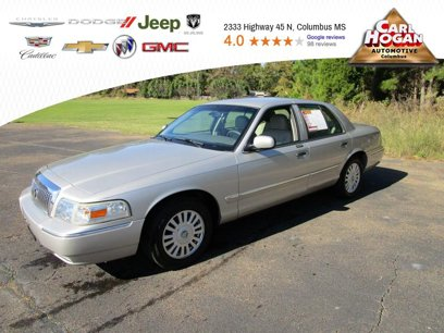 Grand Marquis For Sale >> Mercury Grand Marquis For Sale In Columbus Ms 39701 Autotrader