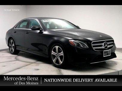 Certified 2019 Mercedes-Benz E 300 4MATIC - 557346946