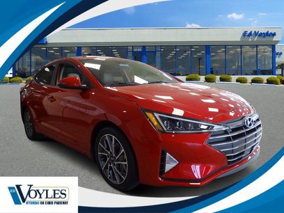 New 2020 Hyundai Elantra Limited Sedan - 532621232