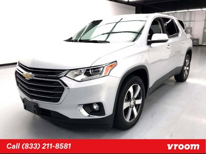 Used 2019 Chevrolet Traverse FWD LT w/ LT Premium Package - 544884287