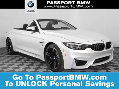 New 2020 BMW M4 Convertible - 514137312