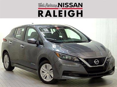 Certified 2018 Nissan Leaf S - 563834715
