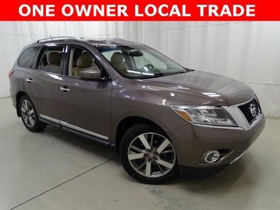 Used 2014 Nissan Pathfinder Platinum - 563363165