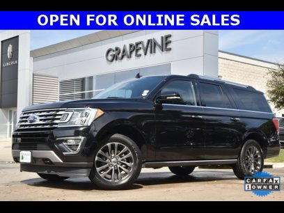 Certified 2019 Ford Expedition Max 4WD Limited - 546723466