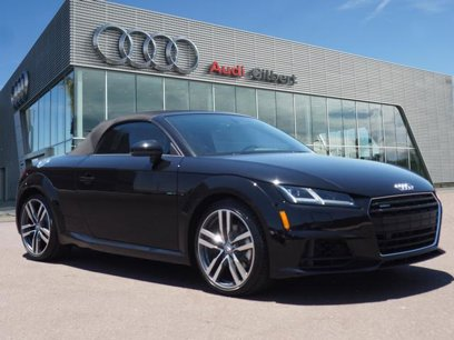 Audi Tt For Sale >> Audi Tt For Sale In Chandler Az 85225 Autotrader