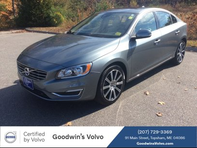 Certified 2018 Volvo S60 T5 Inscription AWD - 564208757