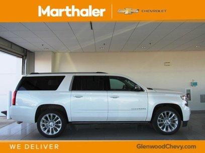 Certified 2019 Chevrolet Suburban 4WD Premier - 531434607