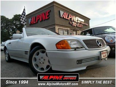Used 1993 Mercedes-Benz 500 SL - 523256295