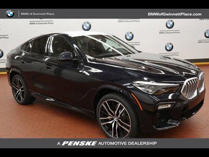 New 2020 BMW X6 sDrive40i w/ M Sport Package - 548929659