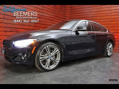 Used 2017 BMW 440i Gran Coupe - 532601952