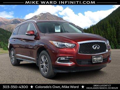 Certified 2019 INFINITI QX60 AWD w/ Essential Package - 543629316