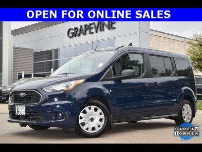 Certified 2019 Ford Transit Connect XLT Long Wheel Base Wagon - 547463641