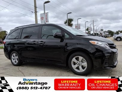 New 2020 Toyota Sienna LE - 532688699