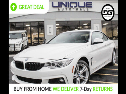Used 2017 BMW 430i xDrive Convertible - 538022832