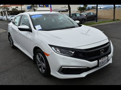Certified 2019 Honda Civic LX Sedan - 548363890