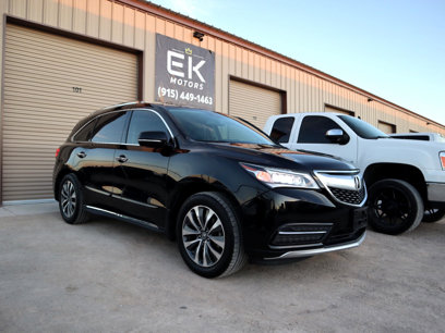 Used 2014 Acura MDX FWD w/ Technology Package - 607755299