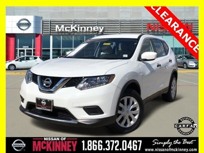 Certified 2016 Nissan Rogue S - 543243219