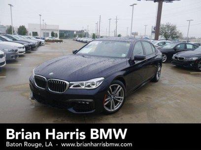Certified 2018 BMW 750i - 543539361