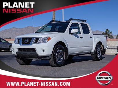 Used 2019 Nissan Frontier 4x4 Crew Cab - 542636465