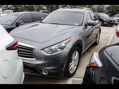 Used 2014 INFINITI QX70 2WD w/ Premium Package - 544013691