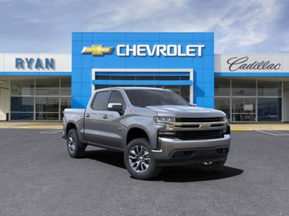New 2021 Chevrolet Silverado 1500 4x4 Crew Cab LT - 566834775