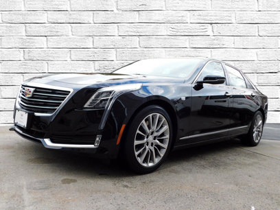 Certified 2017 Cadillac CT6 3.6 Luxury AWD - 539058440
